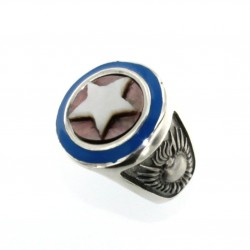 ANELLO IN ARGENTO LUXURY